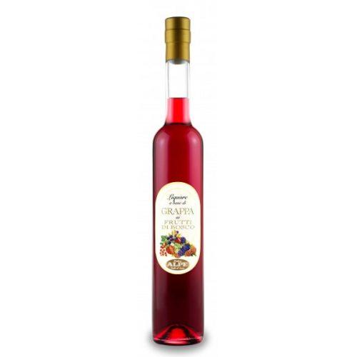 Liquore base grappa ai frutti di bosco